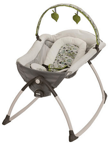 Graco Little Lounger!