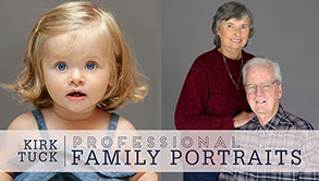 FREE Professional Family Portrait Photography Class!
