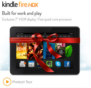 Kindle Fire HDX $30 OFF - as low as $199 Shipped!
