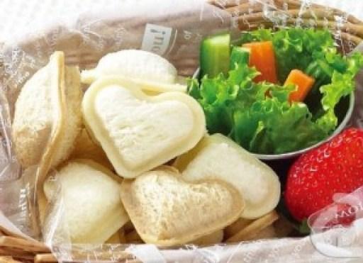 Mini Heart-shaped Sandwich Maker Just $3.59 SHIPPED!