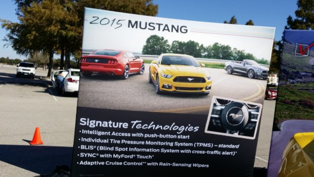Mustang Bucket List Tour - Find A Location Near You