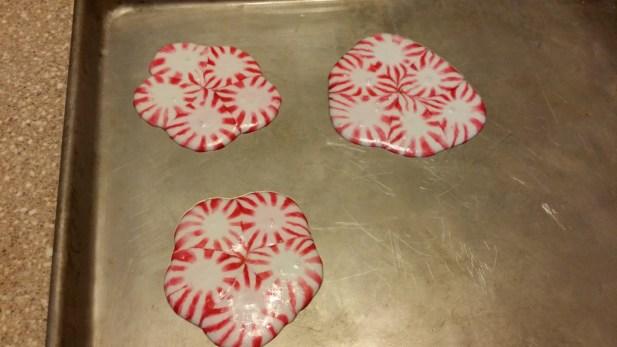 Easy DIY Peppermint Ornaments