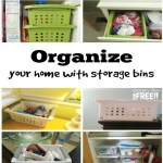 11 Household Organization Tips!
