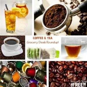 Coffee & Tea Grocery Deals Roundup!