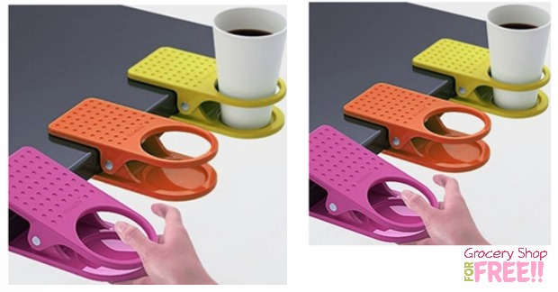 This looks cute and functional!  So many uses - perfect for camping, tv trays, in the office - anywhere!
