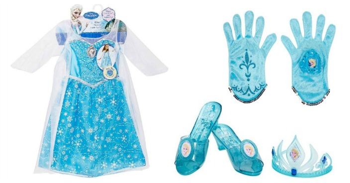 Disney Frozen Elsa Musical Light-Up Dress Only $11.89 Shipped + FREE Gift! Down From $40!