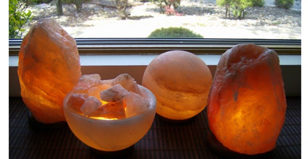 Himalayn Salt Lamps