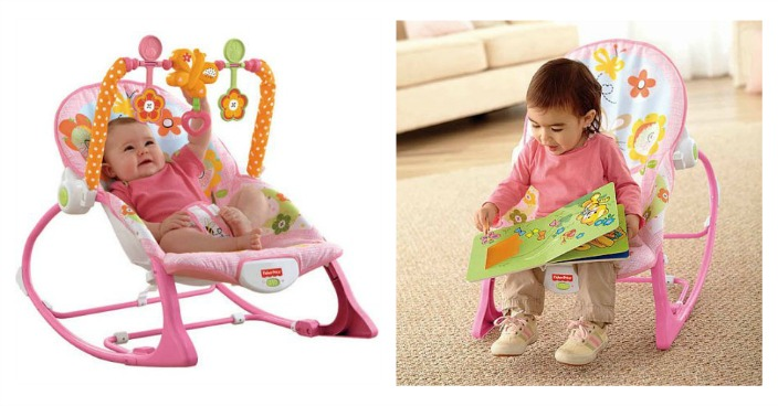 Fisher-Price Infant-to-Toddler Rocker Sleeper Just $30.97! Down From $60!