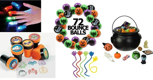 20 Non-Candy Halloween Treats!