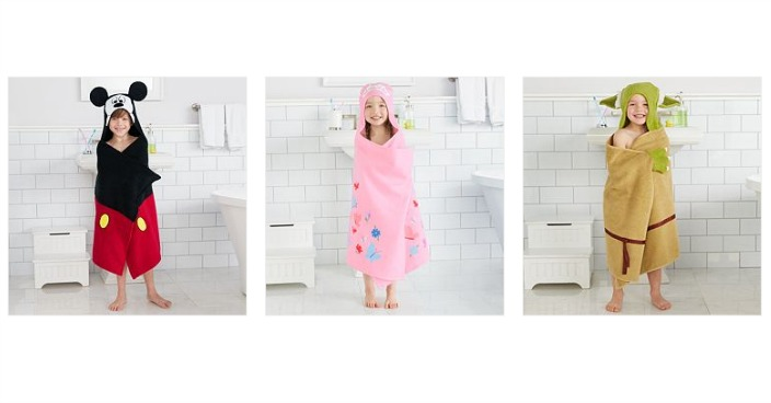 Kid's Bath Wraps Only $7.99! Down From $30!