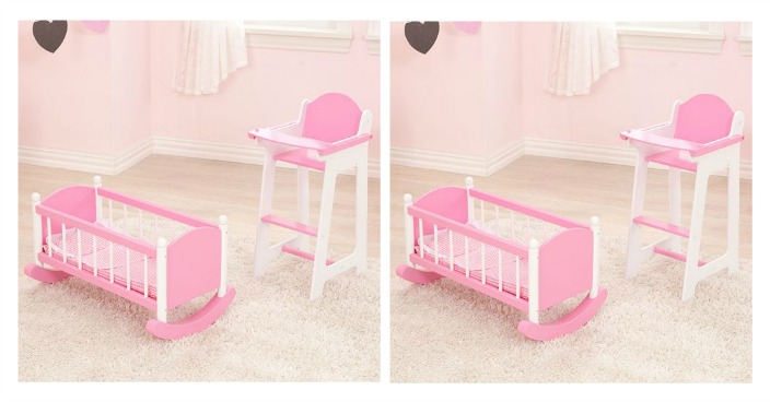 KidKraft Darling Doll Furniture Set Only $37.09! Down From $70!