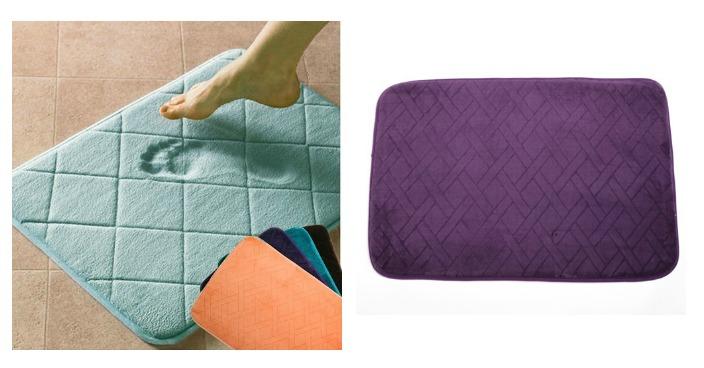 Luxury Memory Foam Bath Mat Just $8.99! Down From $50! Ships FREE!