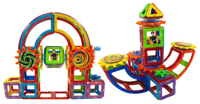 Magformers Magnets in Motion 61-Piece Set Only $41.79! Down From $120!