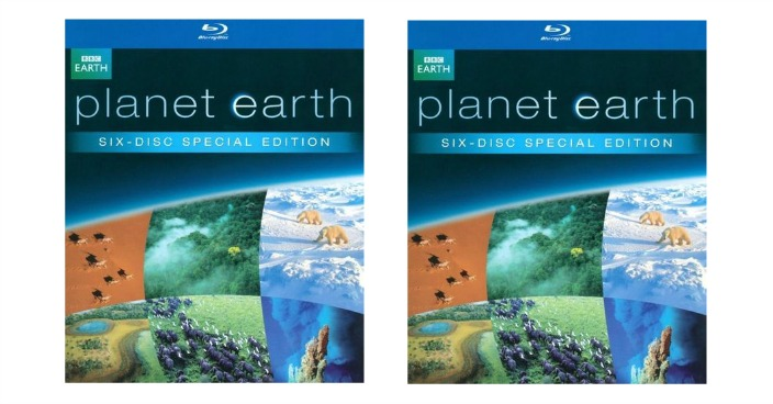 Planet Earth Special Edition Gift Set Just $14.99! Down From $80!