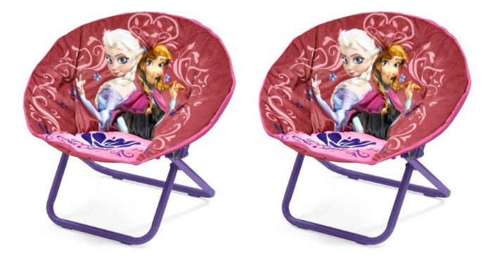 Disney Frozen Mini Saucer Chair Just $13.98! Down From $25!