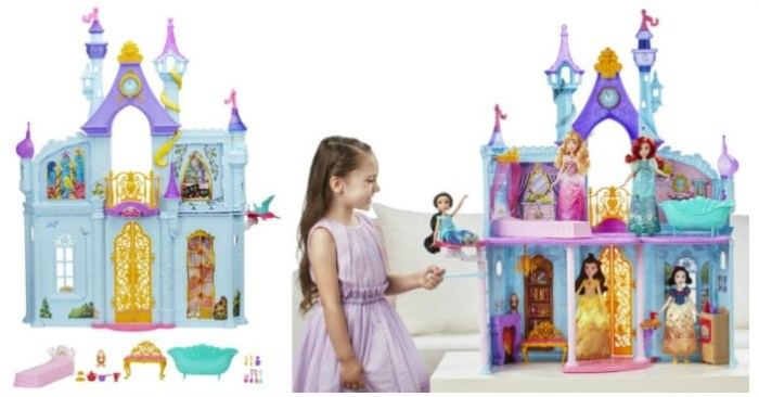 Disney Princess Royal Dreams Castle Just $61.59! Ships FREE!