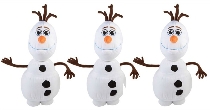 isney's Frozen Olaf Pillow Just $5.98! Down From $16!