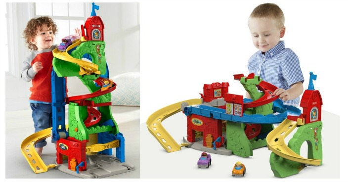 Fisher-Price Little People Sit 'n Stand Skyway Just $23.99! Down From $40!