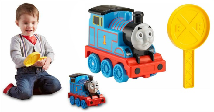 Fisher Price Motion Control Thomas Just $15.97! Down From $48!