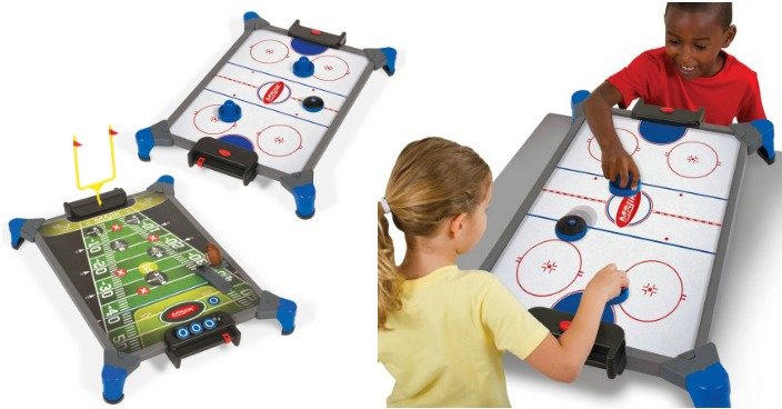 Flipperz Hover Puck Hockey/Football Just $7.97! Down From $20!