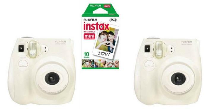 Fujifilm Instax Mini 7S Instant Camera + Film Just $49! Down From $70!