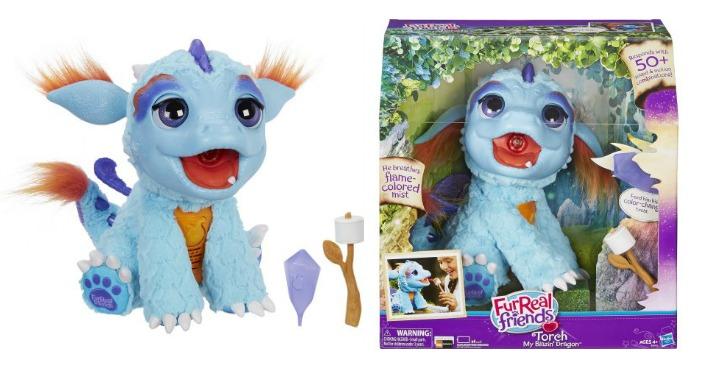 FurReal Friends Torch, My Blazin' Dragon Just $59! Down From $79!