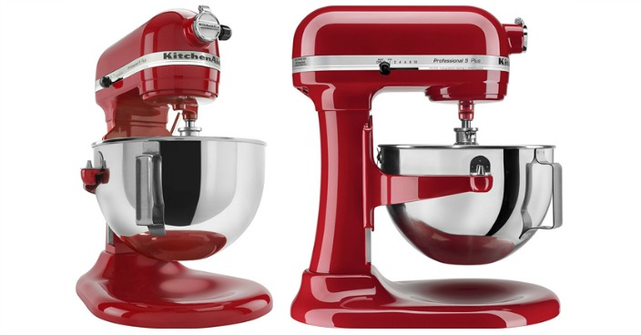 KitchenAid Professional 5 Plus Series Stand Mixer Just $199.99! Down From $500!