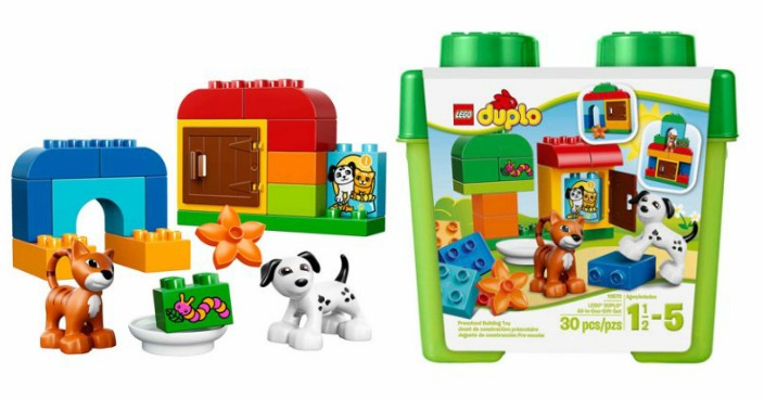 LEGO DUPLO Creative Play All-in-One Gift Set Just $18.14! FREE Shipping!