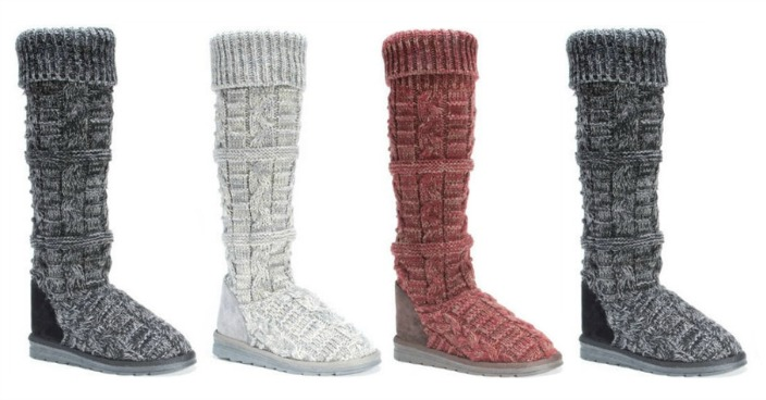 MUK LUKS Women's Shelly Boots Just $17.88! Down From $65!