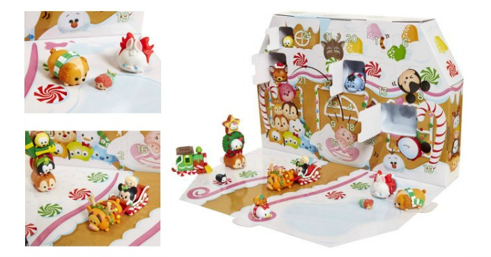 New Tsum Tsum Advent Calendar Just $25! Down From $40!