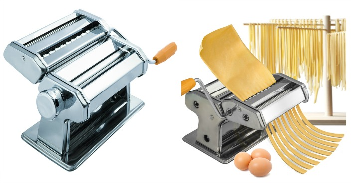 OxGord Pasta Maker Machine Just $19.99! Down From $100! Ships FREE!