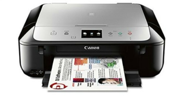 Canon MG6821 Wireless All-In-One Printer Just $34.95! Down From $150!