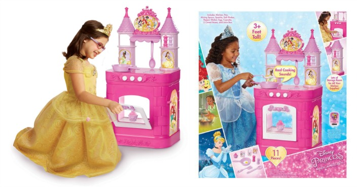 Disney Princess Magical Kitchen Just $30! Down From $60!