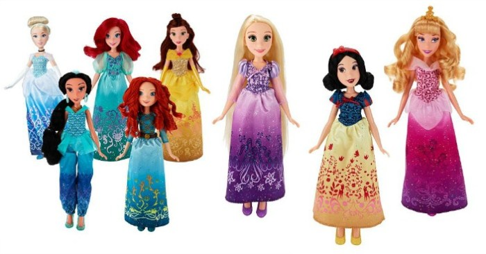 Disney Princess Royal Shimmer Doll Only $7.34! Down From $15!