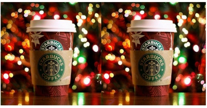 FREE Handcrafted Beverage with ANY Purchase at Starbucks!