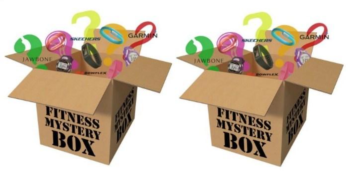 Fitness Tracker Mystery Box Just $14.99!