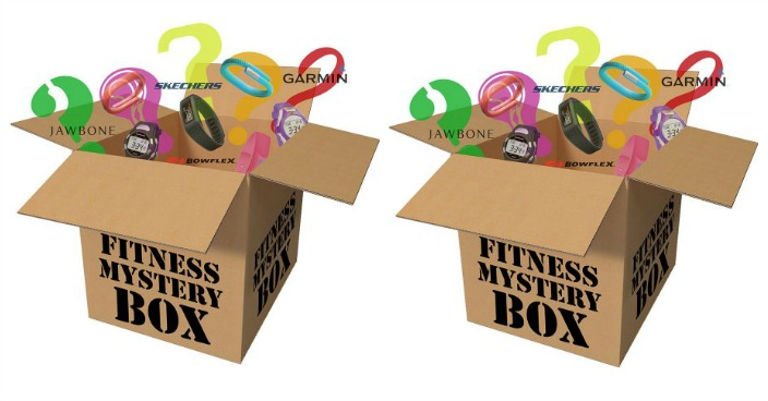 Fitness Tracker Mystery Box Just $14.99!
