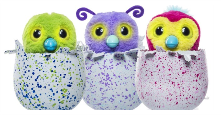 Pre-Order Hatchimals Right Now!