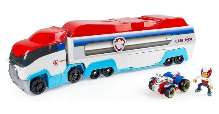 Paw Patrol Paw Patroller Only $48.99! Down From $80!