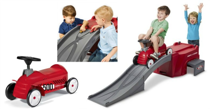 Radio 500 Flyer Ride-On with Ramp Just $59! Down From $99!