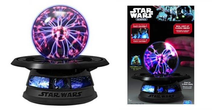Star Wars Force Lightning Energy Ball Just $18.72! Down From $25!