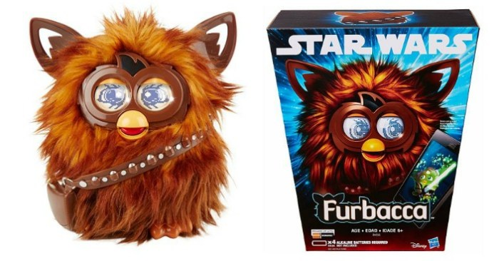 Star Wars Furbacca Furby Only $40.57! Down From $100!