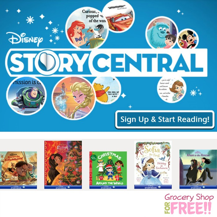 FREE Disney eBook Downloads!