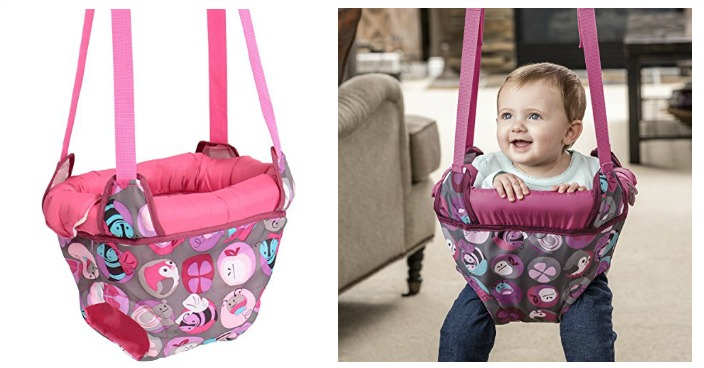 Evenflo ExerSaucer Door Jumper Just $9.88! Down From $20!