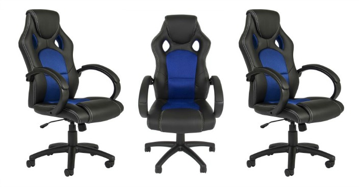 Executive Racing Office Chair Just $84.94! Down From $200!