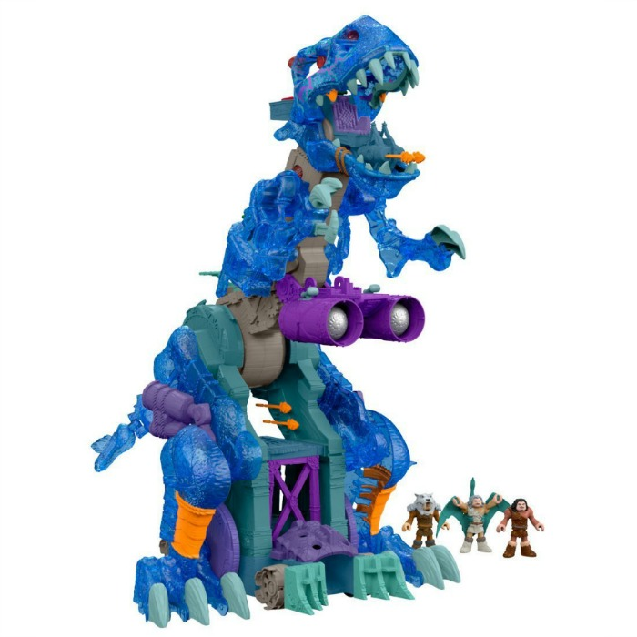 Fisher-Price Imaginext Ultra T-Rex Just $65! Down From $100!