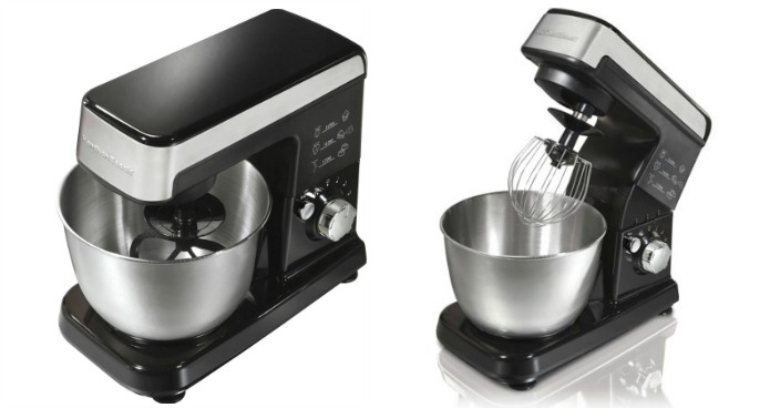 Hamilton Beach Stand Mixer with Planetary Mixing Action Just $50! Down From $89!