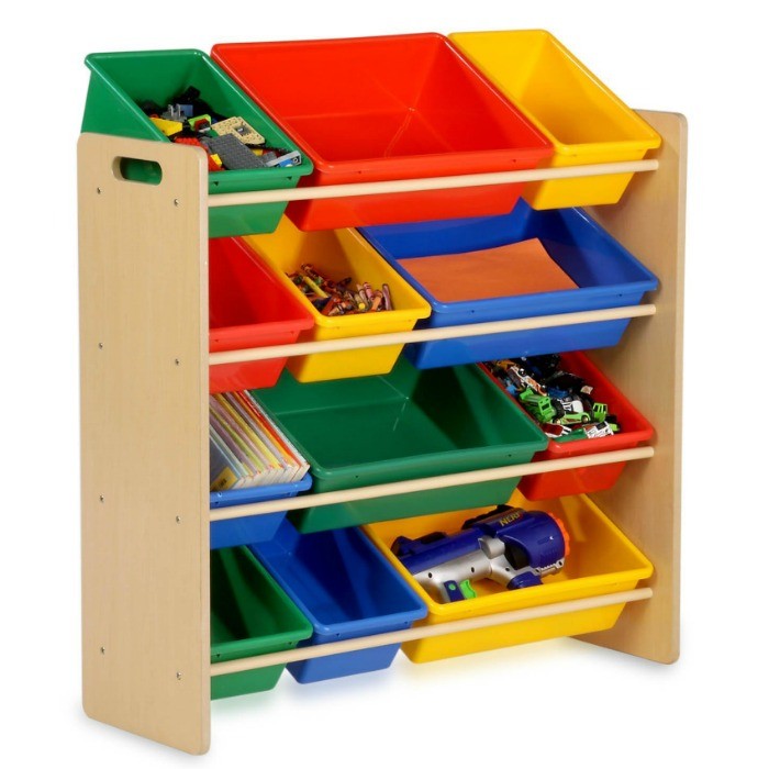 Honey-Can-Do Toy Organizer Just $42.26! Down From $120!