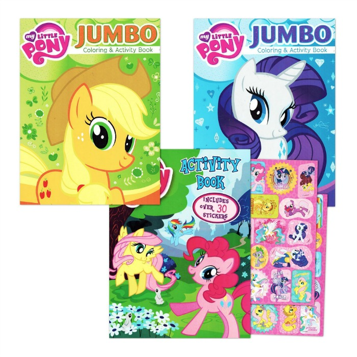 My Little Pony Coloring Book Super Set Just $8.93!