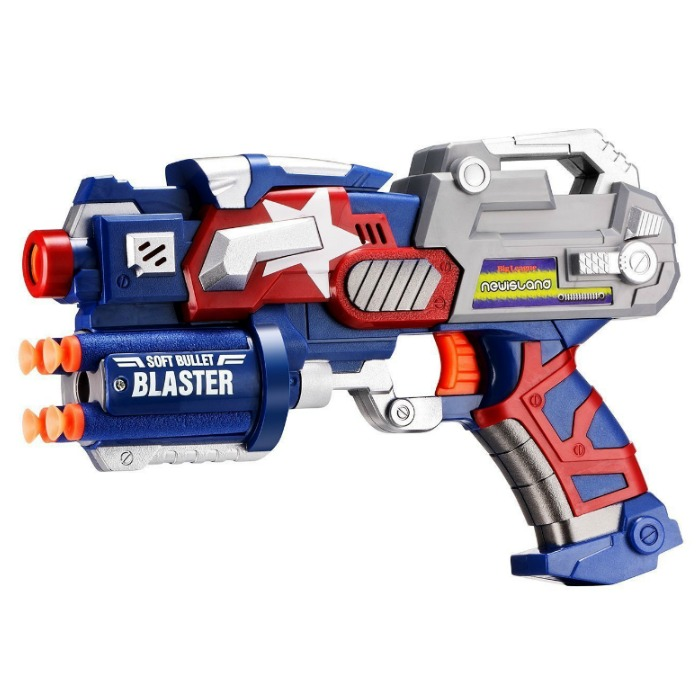 Newisland Big League Blaster Gun Just $8.99! Down From $15!